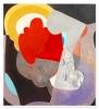 RED CLOUD, 33x30 2016